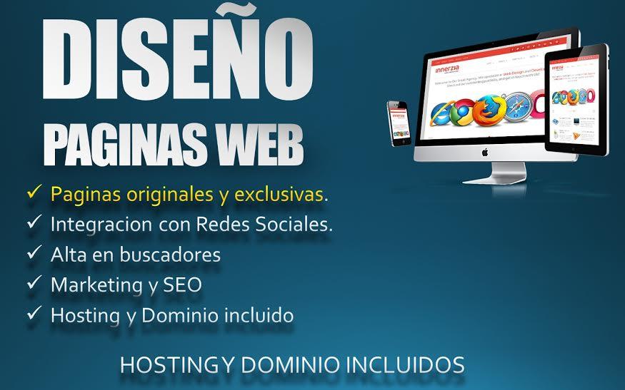 Diseño Web - Paginas Web