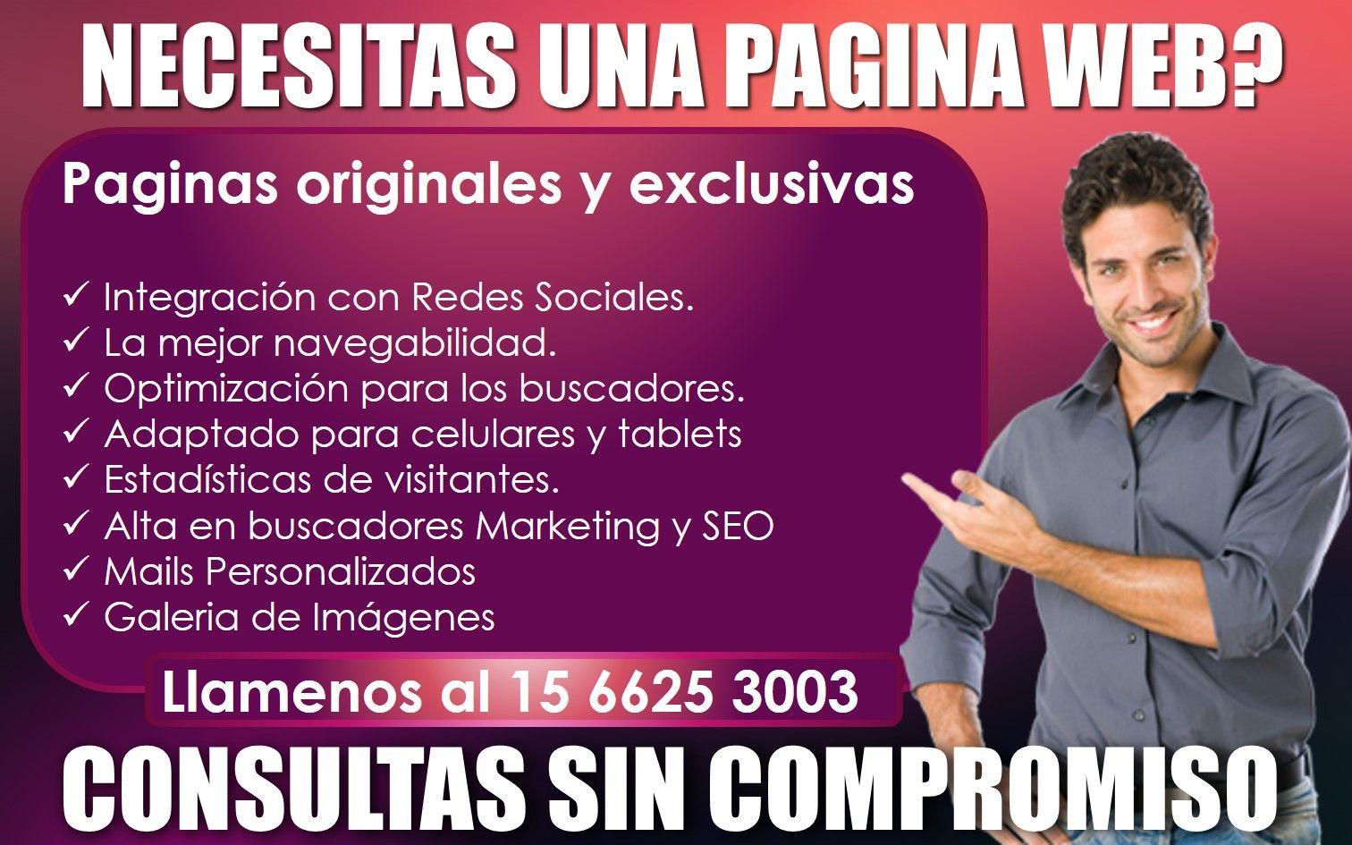 Diseño de Paginas Web Buenos Aires