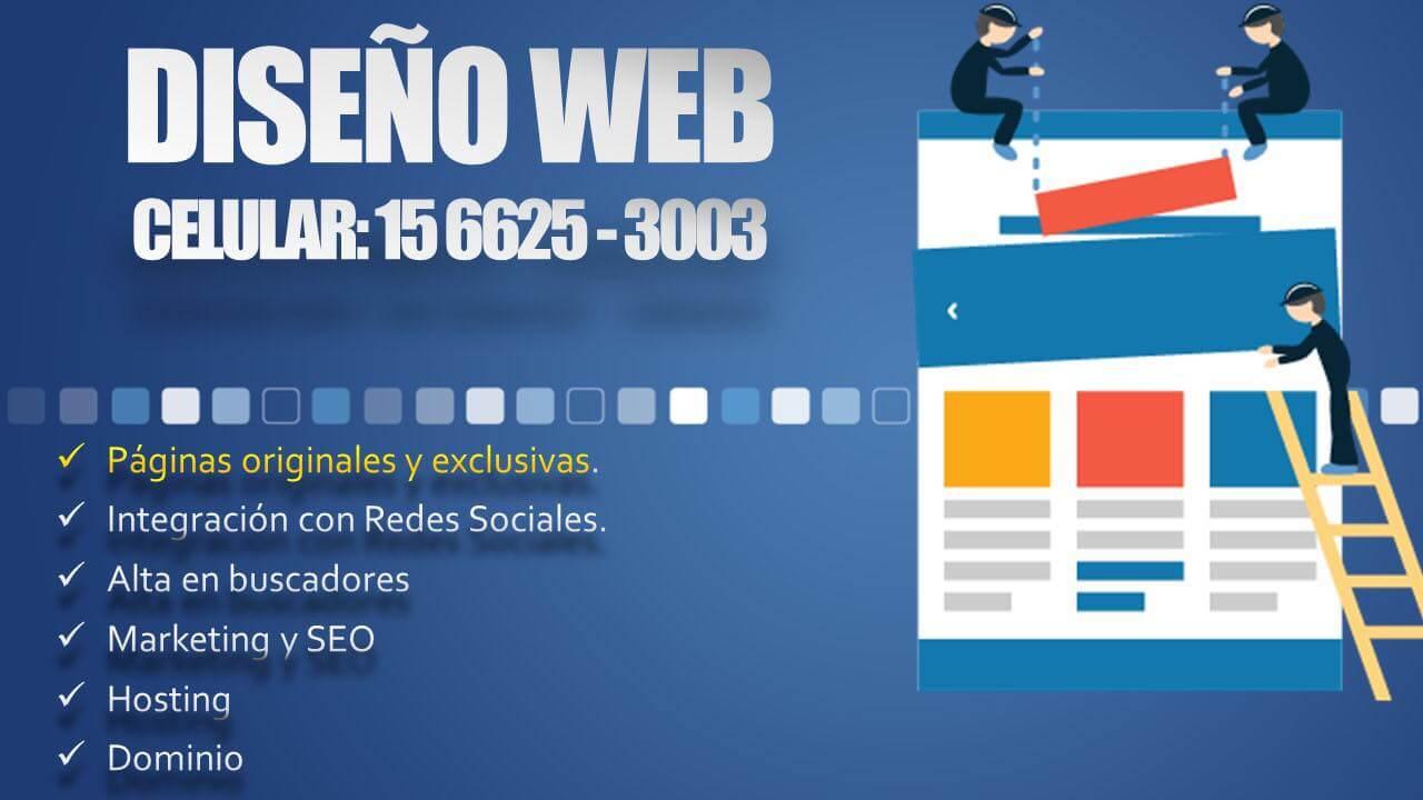 Diseño Web Precios – Paginas Estaticas – Paginas Autoadministrables0 (0)